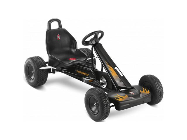 Puky F 1 L - Kart à pédales Enfant - noir